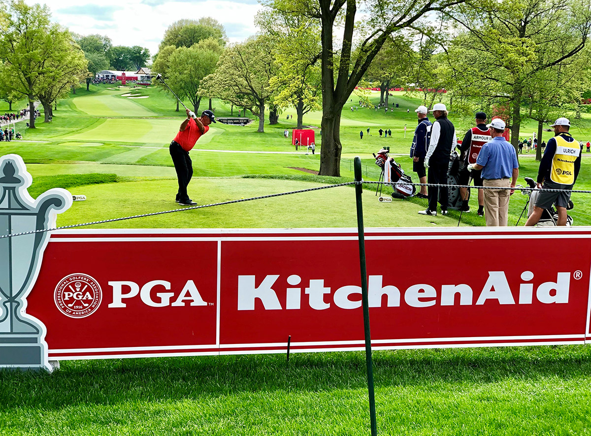PGA turns to local agencies to help market KitchenAid Senior Championship